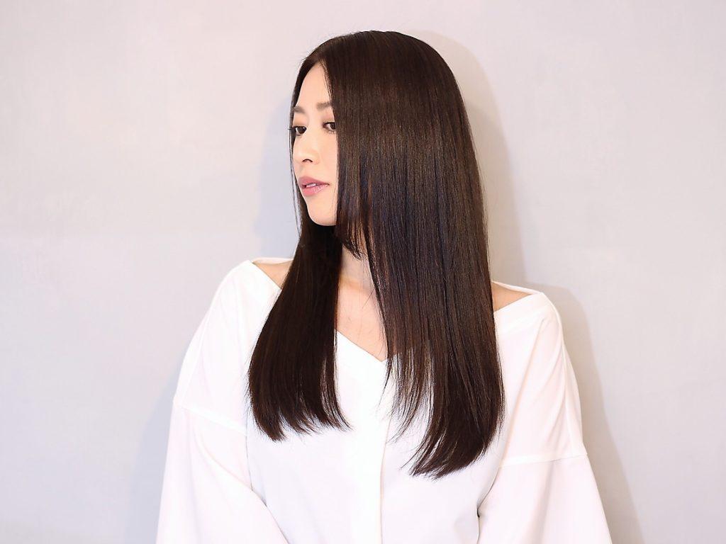 髪質改善ストレート縮毛矯正トリートメント